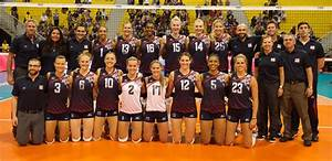News - USA Volleyball announces women's roster for Rio 2016