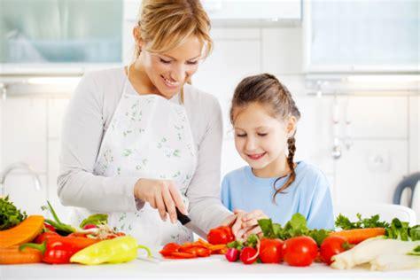 cuisine de famille transmettre sa de la cuisine à ses enfants