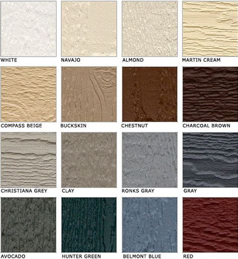 vinyl siding colors houses acrylic solid stain colors
