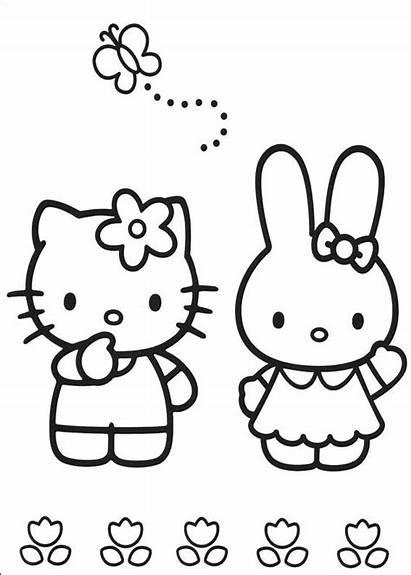 Coloring Pages Friend Friendship