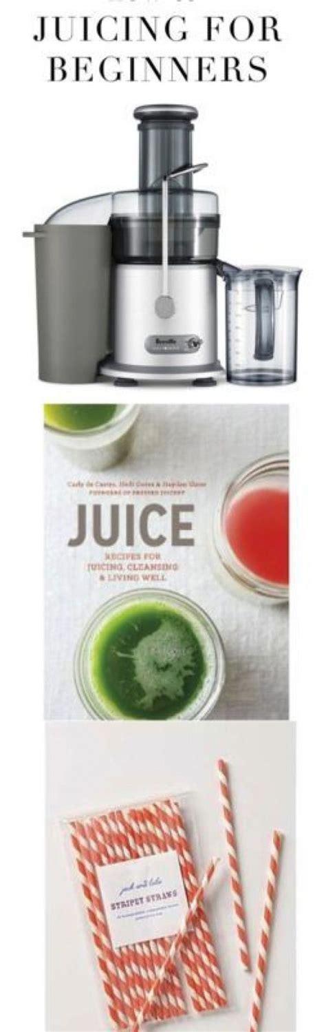 recipes juicer beginners juicing