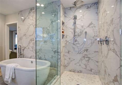27 Elegant Carrara Marble Tile Ideas & Marble Tile Types