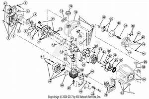 Troy Bilt Tb25cs 41adt25c063  41adt25c063 Tb25cs Parts Diagram For Engine Parts