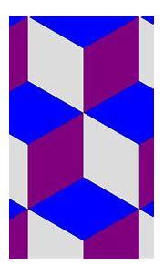 Wallpaper grey 3d cubes purple blue #0000ff #dcdcdc ...