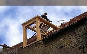 Lucarne De Toit Fixe : architecte int rieur lyon chantiers de charpente ~ Premium-room.com Idées de Décoration