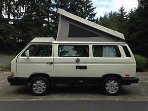 Garage Volkswagen 91 : 1990 vanagon westfalia only 76k original miles very rare garage kept camper classic ~ Gottalentnigeria.com Avis de Voitures