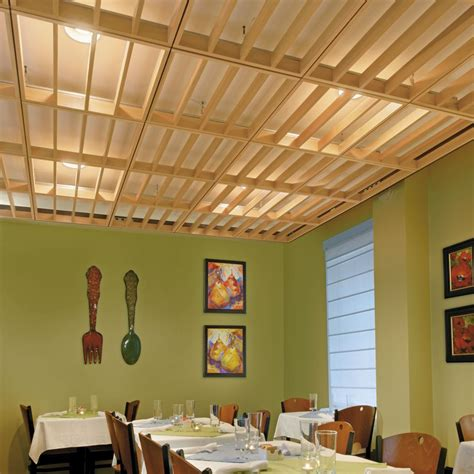 rulon suspended wood ceilings woodworks lines armstrong ceiling solutions commercial