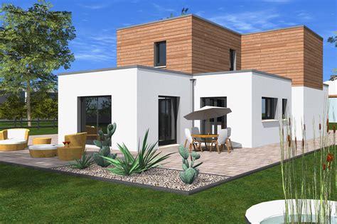 plan de maison gratuit 4 chambres plan maison moderne plain pied gratuit plan maison