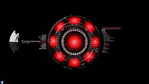 Iron Man Arc Reactor Wallpaper - WallpaperSafari