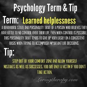 39 best Learned... Helplessness