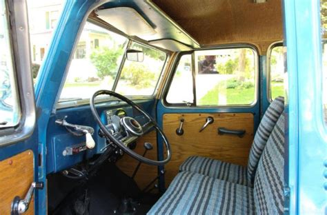 willys jeep interior the daily dose restored 1960 jeep willys utility wagon