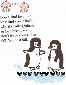 Giraffe Love Quotes With Penguins. QuotesGram