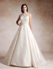 aline wedding dress fabulous stain a line wedding gown collection trendyoutlook