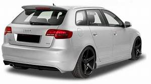 Audi A3 Phase 2 : becquet de toit audi a3 8p sportback phase 1 et ou phase 2 cs style 2003 2012 ~ Gottalentnigeria.com Avis de Voitures