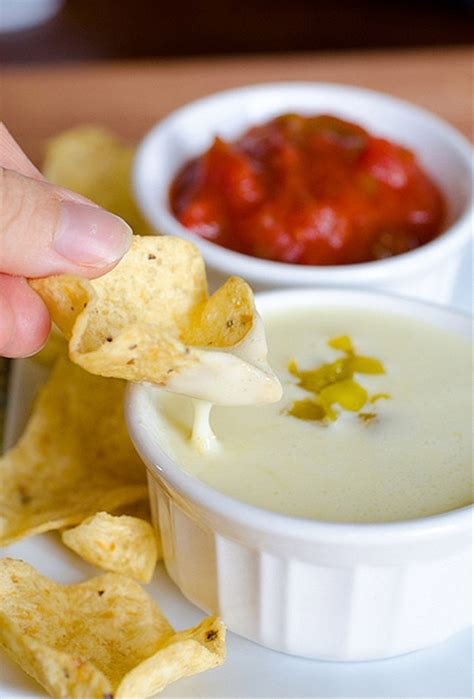 Effusion L Recipe by Queso Blanco Dip White Cheese Dip Recipe Chefthisup