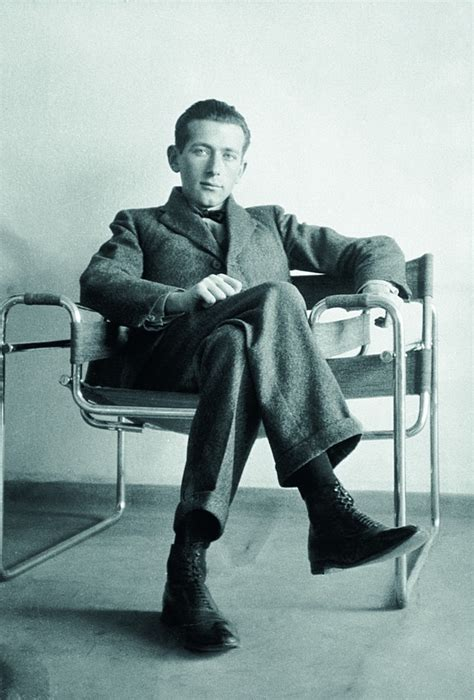 marcel breuer on wassily chair decoist