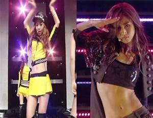 |NEWS/110606| Yuri's Abs Garnering Attention | No Taeyeon ...