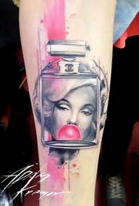 Amazing Thigh Designs 45 Iconic Marilyn Monroe Tattoos That Will Leave You In
