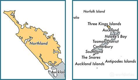 northland regional council  zealand map  northland