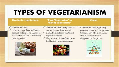 types of vegetarians mad for garlic time to eat