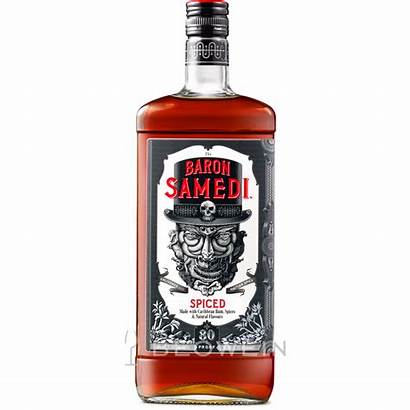 Rum Samedi Baron Spiced Tgh24 Beowein