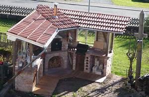 Outdoor Küche Gemauert : outdoor k che zum selberbauen mein eigenheim ~ Articles-book.com Haus und Dekorationen