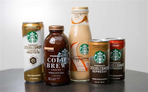 Starbucks launches ready-to-drink coffee products in US ...