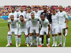CAN 2015 Les Fennecs en quête d'un 2è titre continental