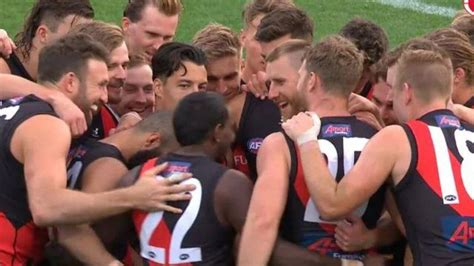 The latest tweets from @essendonfc AFL 2020: Essendon players slammed for laughing during Geelong loss   NT News