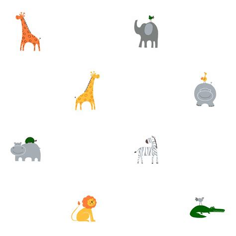 Zoo Animal Wallpaper Borders - zebra wallpaper border wallpaper inc