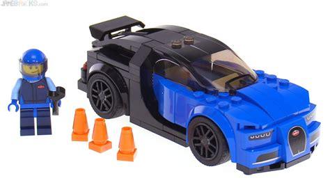 lego bugatti veyron lego speed chions bugatti chiron review 75878