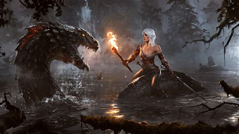 Animated Witcher 3 Wallpaper - witcher 3 wallpaper