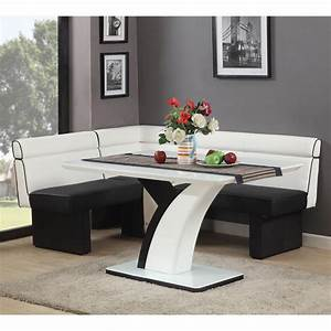 Nook Table Sets Exciting Small Corner Nook Dining Set
