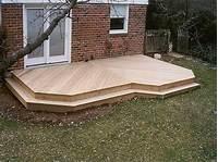 ground level deck plans Deck on the ground, ground level deck ground level deck construction. Interior designs ...