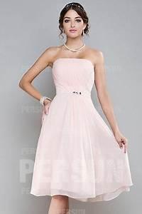Robe Rose Pale Demoiselle D Honneur : robe demoiselle dhonneur rose en mousseline sans manche pliss s ceintur e ~ Preciouscoupons.com Idées de Décoration