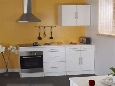 meuble cuisine four et plaque meuble de cuisine pour four et plaque encastrable