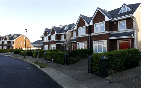 pictures pictures of homes ireland is tearing thousands of empty brand new