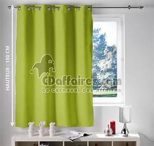 Rideau Phonique Ikea : rideau occultant et isolant 140x180 cm opaque vert ebay ~ Melissatoandfro.com Idées de Décoration