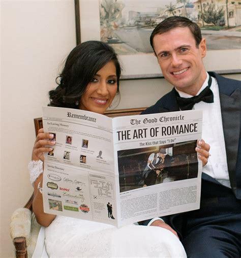 wedding  anniversary newspapers print  digital