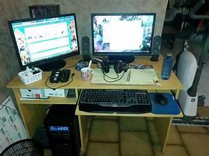 Bureau pc gamer. grand bureau gamer le blog des geeks et des gamers