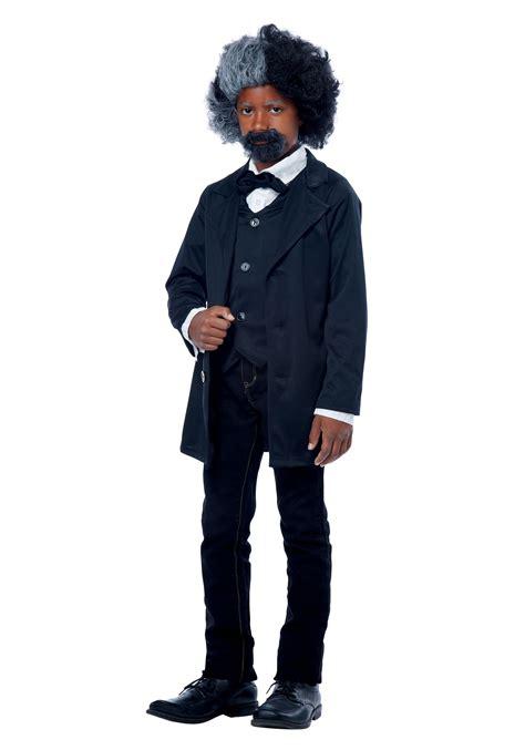 Frederick Douglass Abraham Lincoln Boys Costume