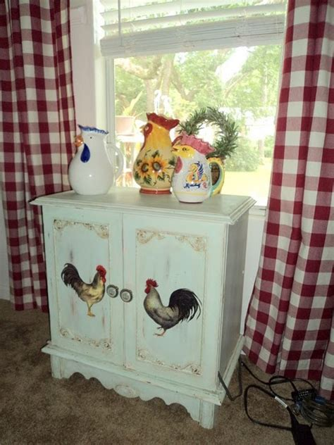 Chicken Decorating Ideas For The Kitchen by Rooster Home Ideas 1