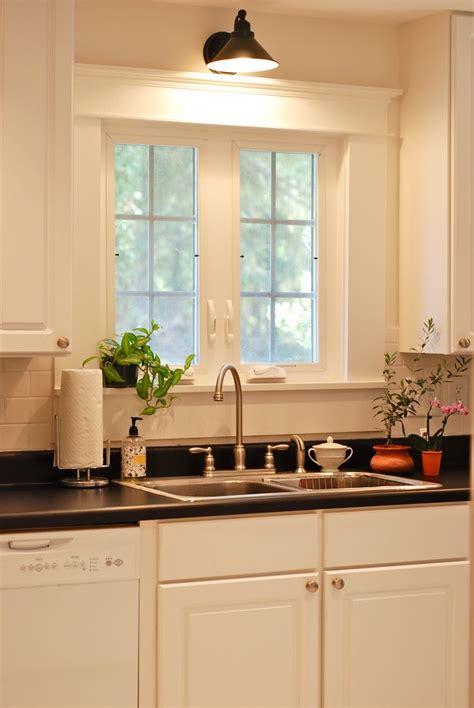 ideas  kitchen sink window  pinterest