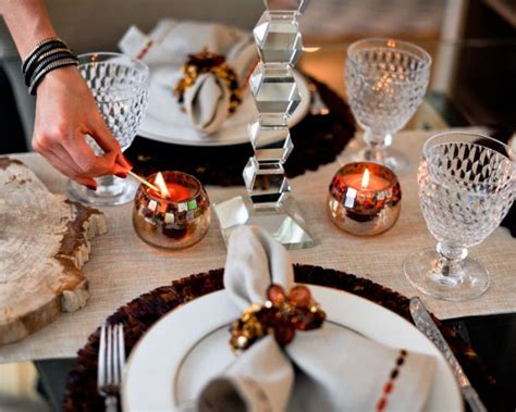 Entertaining New Years Dinner by 5 Entertaining Tips From The Fashionable Hostess
