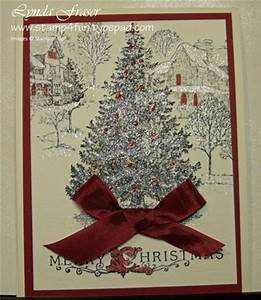 Vintage christmas cards Stampin up christmas and Stampin