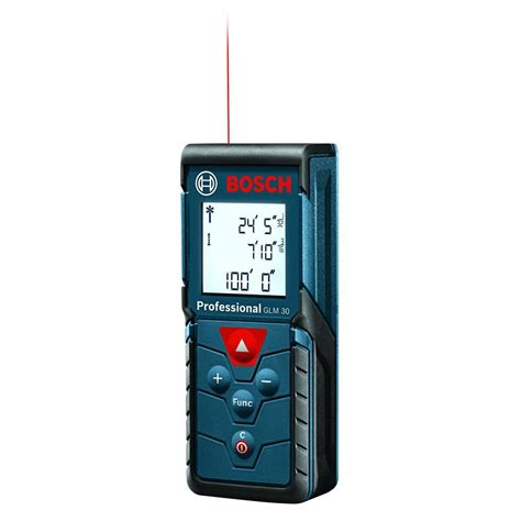bosch 100 ft laser measure glm 30 the home depot