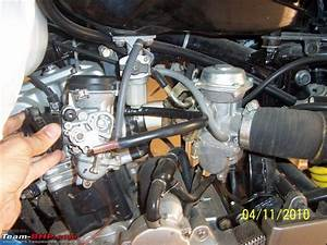 Yamaha Fz16 With 250cc Engine Swap - Page 4