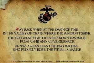 marine corps motivational poster semper fi parents