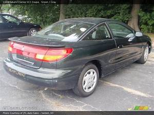 1999 Saturn S Series Sc2 Coupe In Green Photo No  15044537