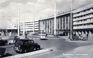 Rotterdam Train Station